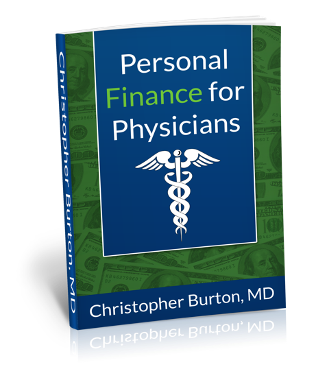 Personal Finance for Physicians book